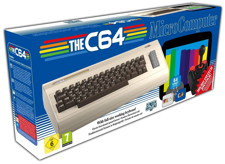 Commodore. Cuando los ordenadores molaban. También para los desgracias de Spectrum, Amstrad y MSX - Página 2 81HNxegj0qL._SL1500_