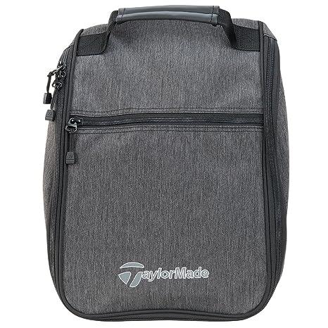 Golf Shoe Bag >> Amazon Com Taylormade Golf 2018 Mens Classic Shoe Bag Tote Bag