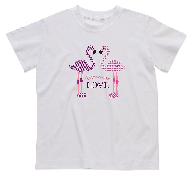 Bio-Baumwolle Kinder T-Shirt mit niedlichem Tier-Motiv Lets be Friends