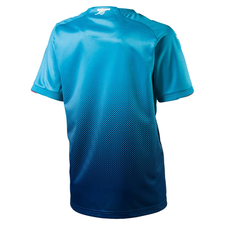 Amazon.com   PUMA 2017-2018 Arsenal Away Football Shirt (Kids)   Sports    Outdoors 90ce44e33