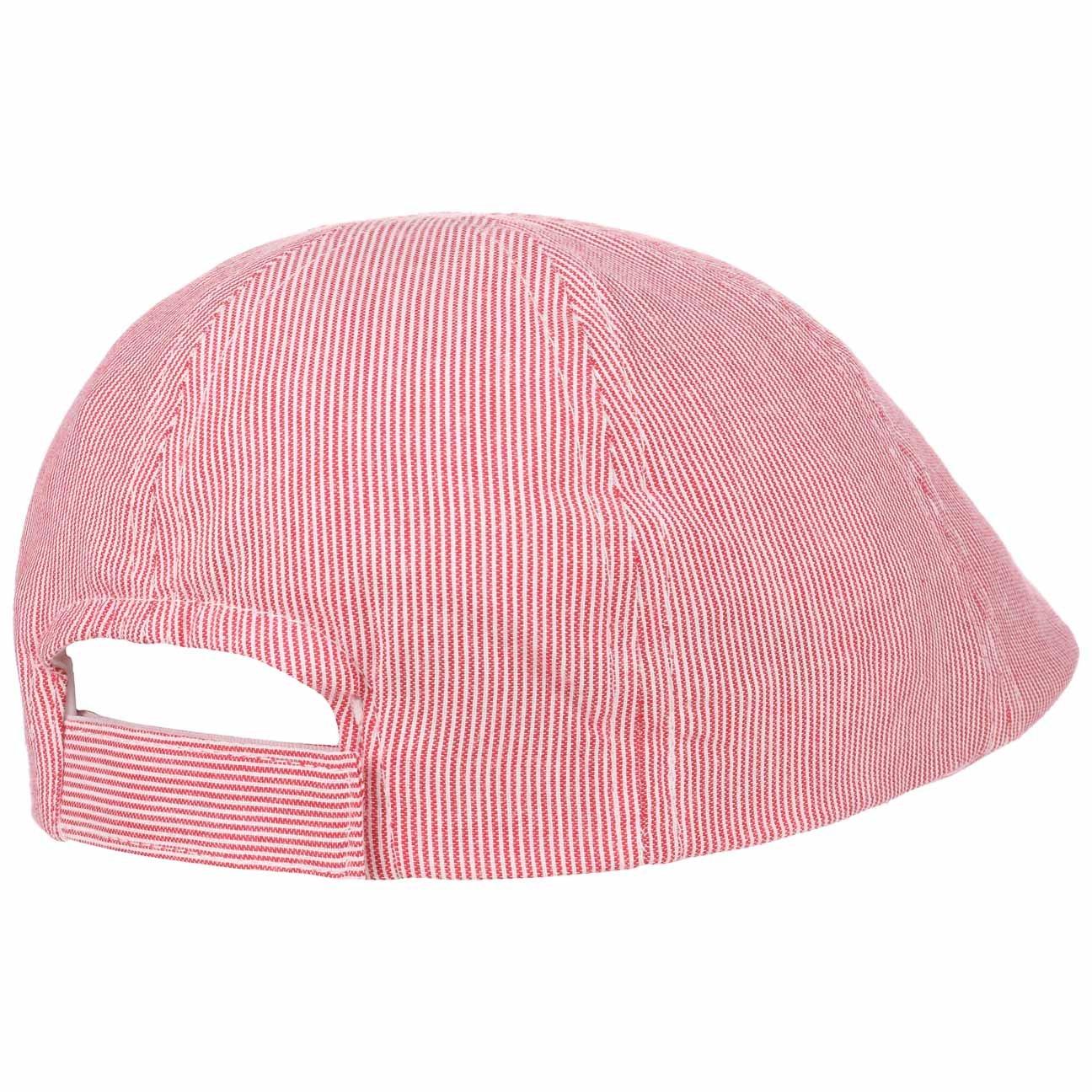 Cappello Piatto Berretto Estivo con Visiera Primavera//Estate Lipodo Coppola da Bambino Cotton Stripes Bambini
