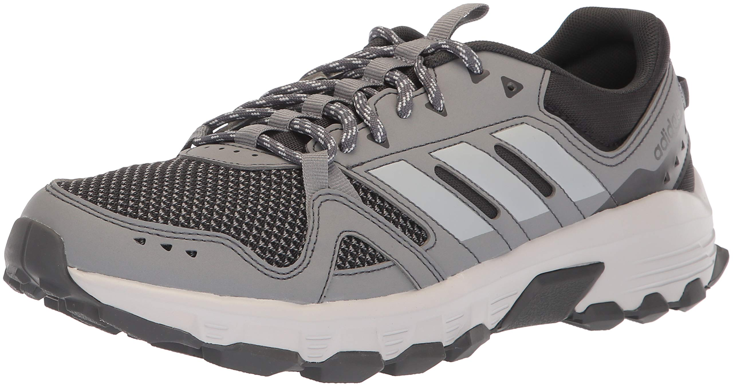 92cbb27c12d Galleon Trail Rockadia Men s Greycarbon Shoe Adidas Running Aw1rAt