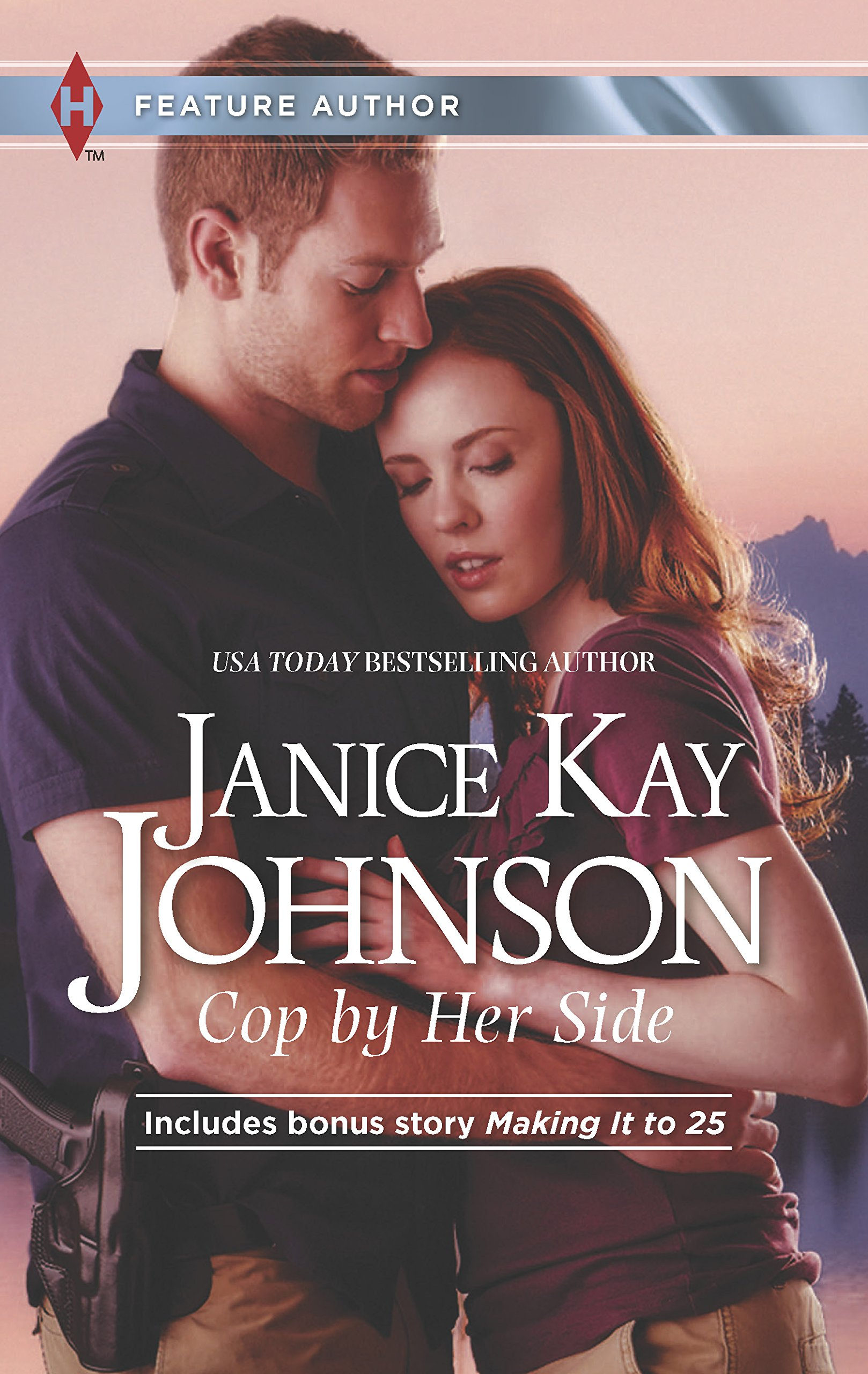 Cop by Her Side (Harlequin Feature Author) pdf