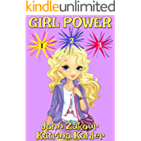 Girl Power:  Books 1 to 3: Books for Girls (English Edition)