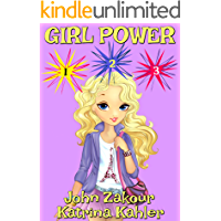 Girl Power:  Books 1 to 3: Books for Girls