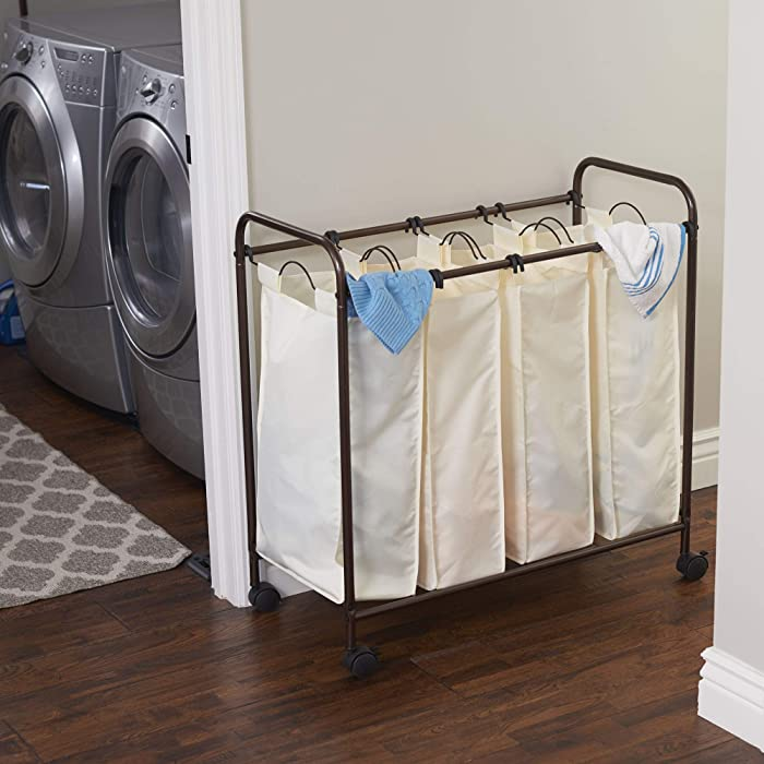 The Best Brown Laundry Hamper With Lid