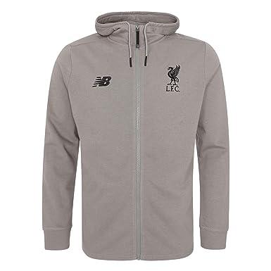 so billig Durchsuchen Sie die neuesten Kollektionen Durchsuchen Sie die neuesten Kollektionen New Balance Liverpool FC Männer NB Sportbekleidung Grau ...