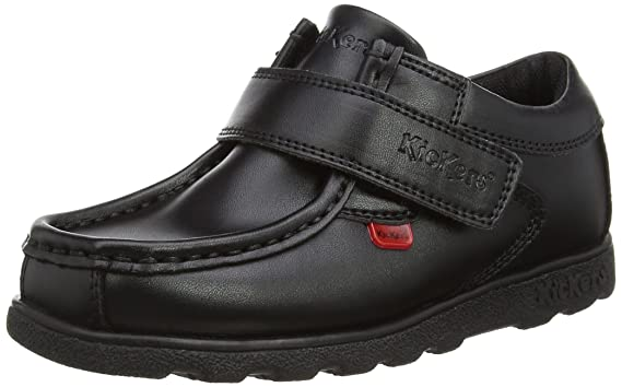 dec7b57132bad Amazon.com: Kickers Fragma Strap Infants Shoes Black: Clothing