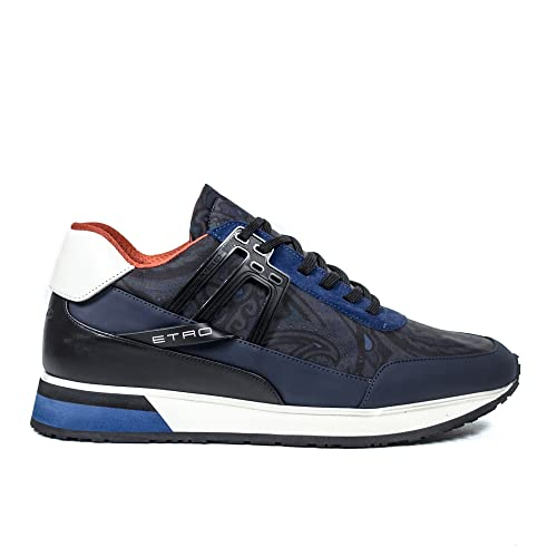 45dc25f3ea 12062 sneakers 2503et200 Etro Uomo Blu Ig20912062 2503et200 44 qzGMpUSV