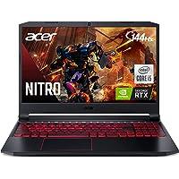 "Acer Nitro 5 AN515-55-53E5 Gaming Laptop | Intel Core i5-10300H | NVIDIA GeForce RTX 3050 Laptop GPU | 15.6"" FHD 144Hz…"
