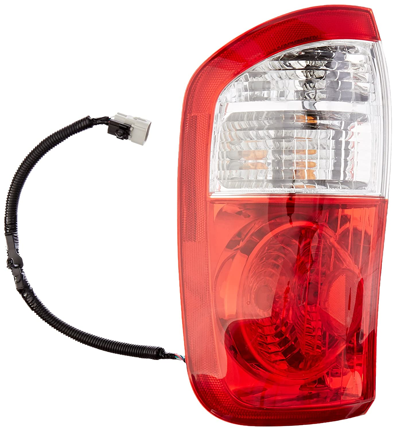 TYC 11-6038-00-9 Toyota Tundra CAPA Certified Replacement Left Tail Lamp
