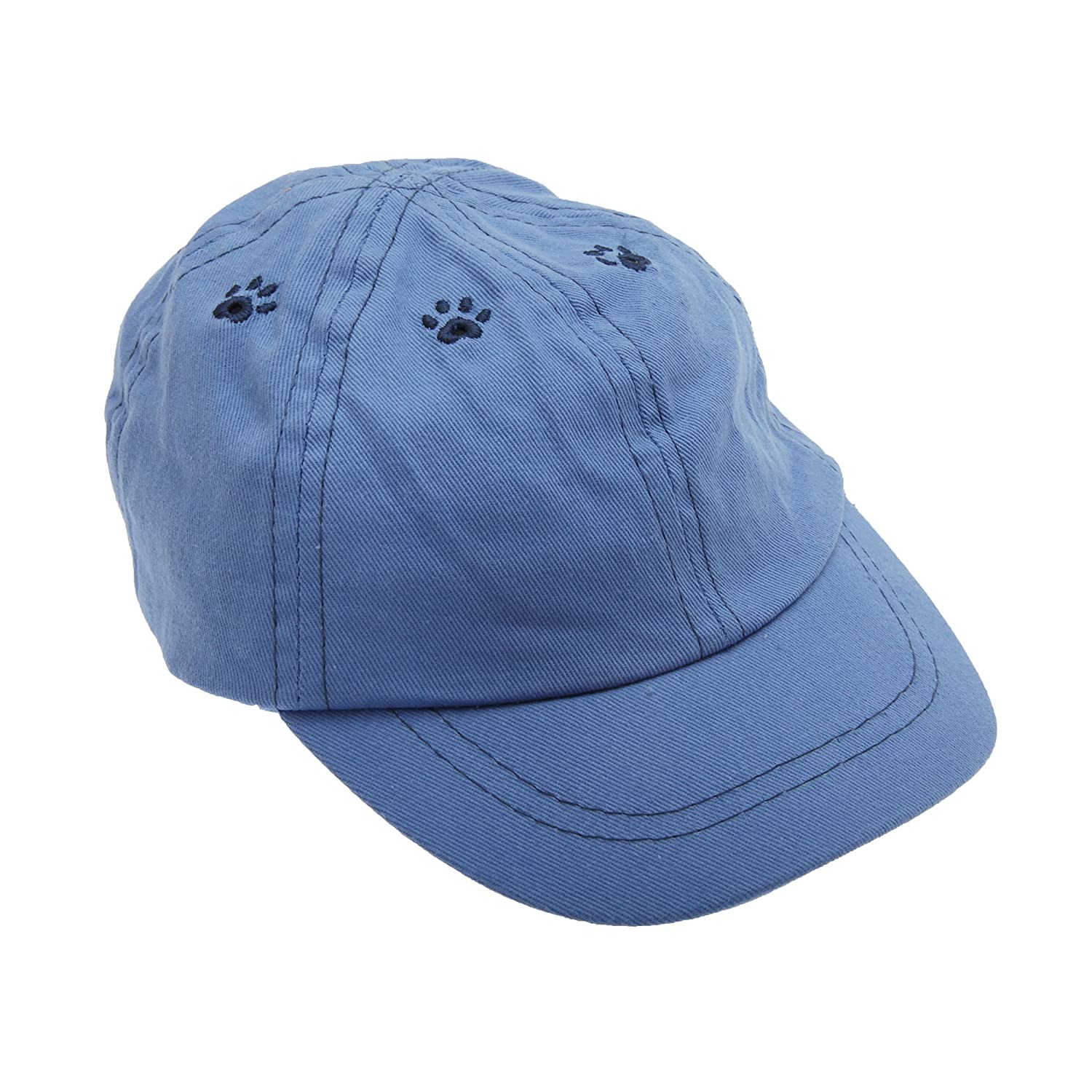 2261627a Amazon.com: Baby Boys Blue Baseball Cap With Eyelet Stitching Detail (18-24  Months) (Blue): Baby