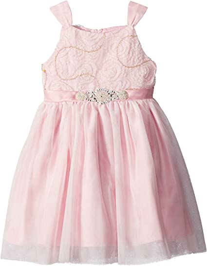 f4e6ad5bb935 Amazon.com  US Angels Womens Soutache Bodice w Tulle Skirt (Toddler ...