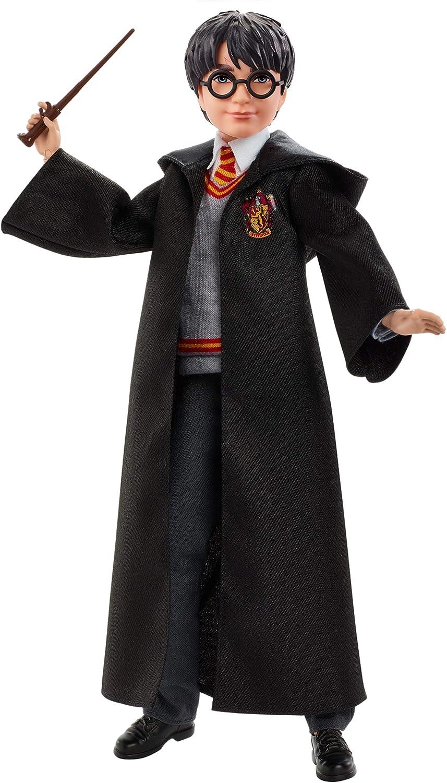 Mattel FYM50 - Harry Potter Puppe Kinderbücher / Kinderbeschäftigung / Spielgesch. empfohlenes Alter: ab 6 Jahre Non Books / Puppen Puppenzubehör Spiele für Drinnen