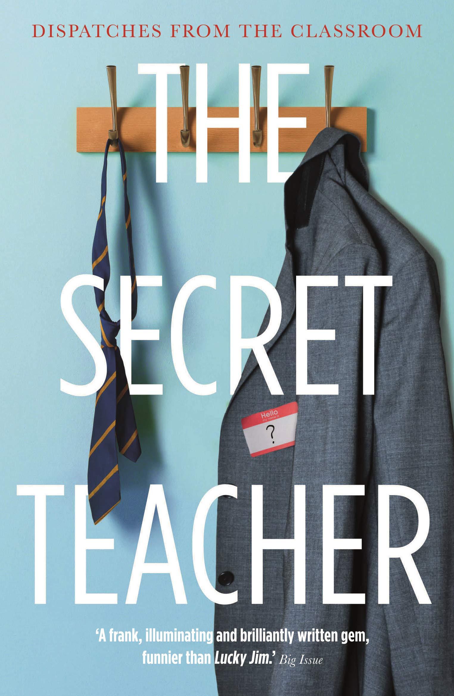 Image result for the secret teacher book