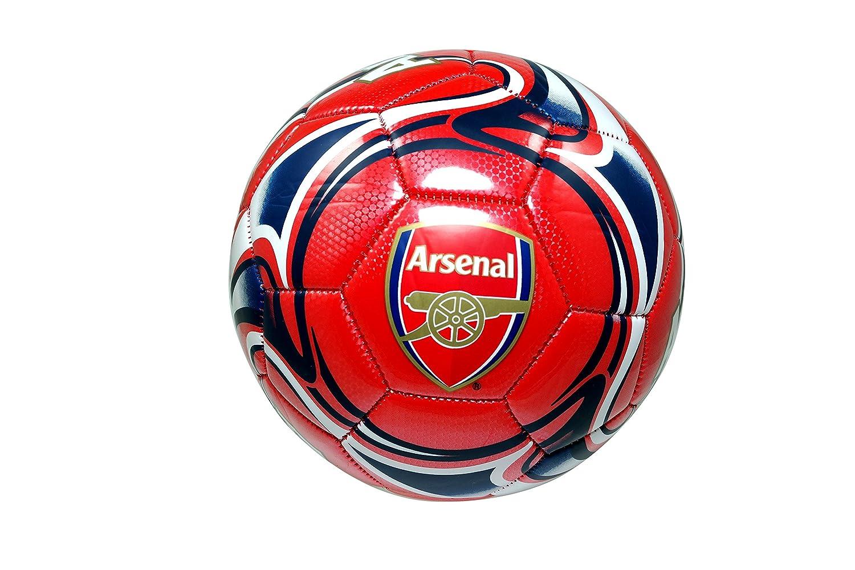 アーセナルFC Authentic Official Licensedサッカーボールサイズ5 B07815ZK1B 5|アーセナルF.C.-ボール5-02-3 5