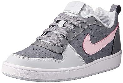 Nike Court Borough Low (GS), Scarpe da Basket Donna: Amazon ...