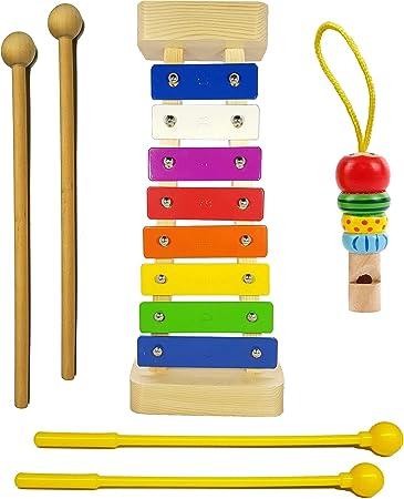 Amazon.com: Xylophone para niños: la mejor idea de regalo ...
