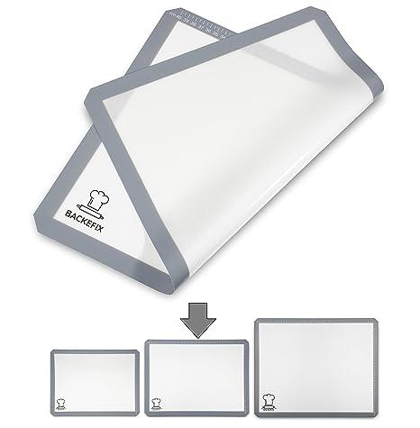 BackeFix la lámina de hornear en lugar de papel de horno - 3 ...