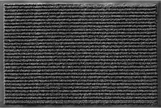 "product image for Apache Mills 043-1902 Rib Onyx Door Mat, 48"" x 72"""