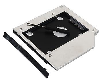 DeYoung nueva 2 nd SSD HDD Disco Duro Caddy adaptador para Lenovo ...