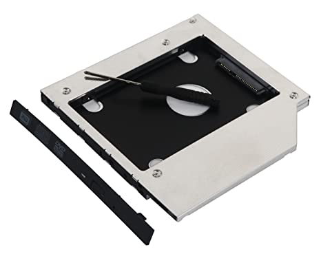 DeYoung nueva 2 nd SSD HDD Disco Duro Caddy adaptador para Lenovo ...