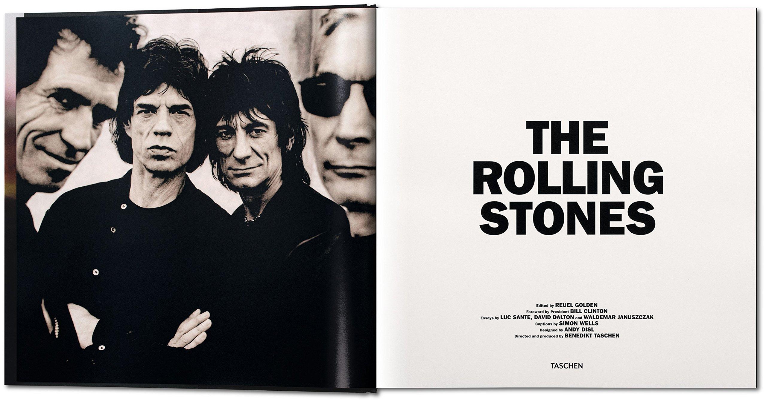 the rolling stones да будет свет