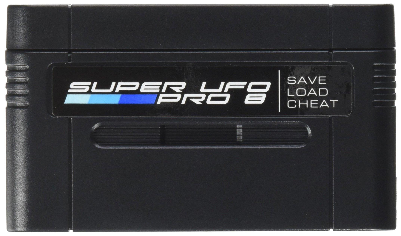Retro-Bit SNES - Super UFO Pro 8 Game Saves & Backup Cartridge Adapter (UFO) - Super NES