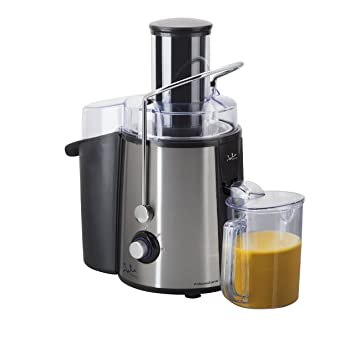 JATA li1035 – Stainless Steel Blender and Wide Mouth, 1000 W, Grey