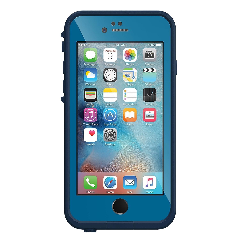 big sale d2038 fb2b8 Lifeproof FRĒ SERIES iPhone 6 Plus/6s Plus Waterproof Case (5.5