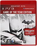 Batman: Arkham City Game of the Year Edition (輸入版)