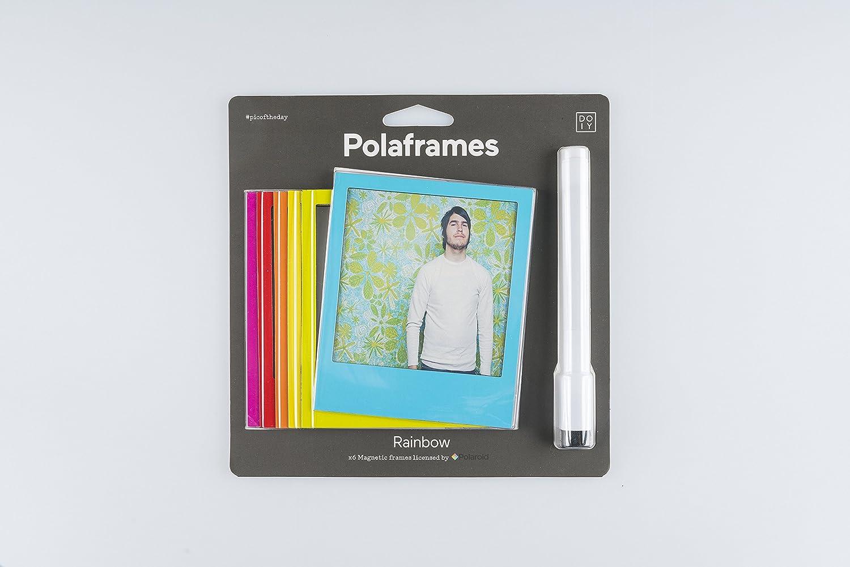 Amazon.de: Doiy DYPOLAFCO Color Polaframes, Magnetische Bilderrahmen ...