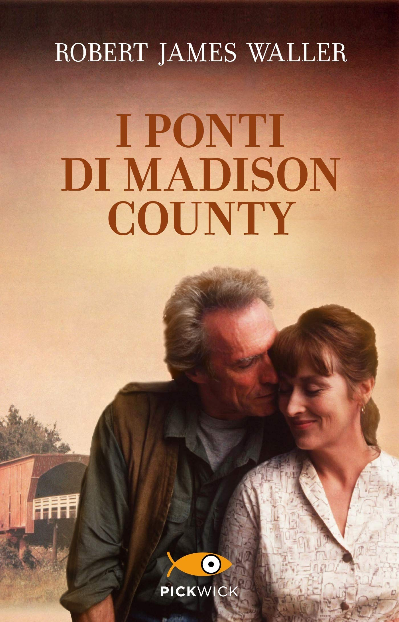 Amazon It I Ponti Di Madison County Waller Robert J Piccioli Maria Barbara Libri