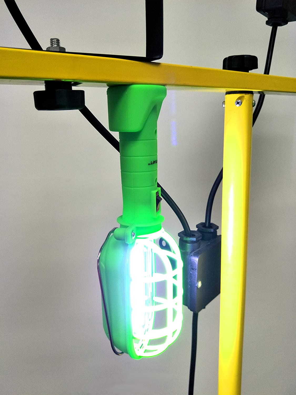Handheld Flashlight Neocraft COB Welding Lamp