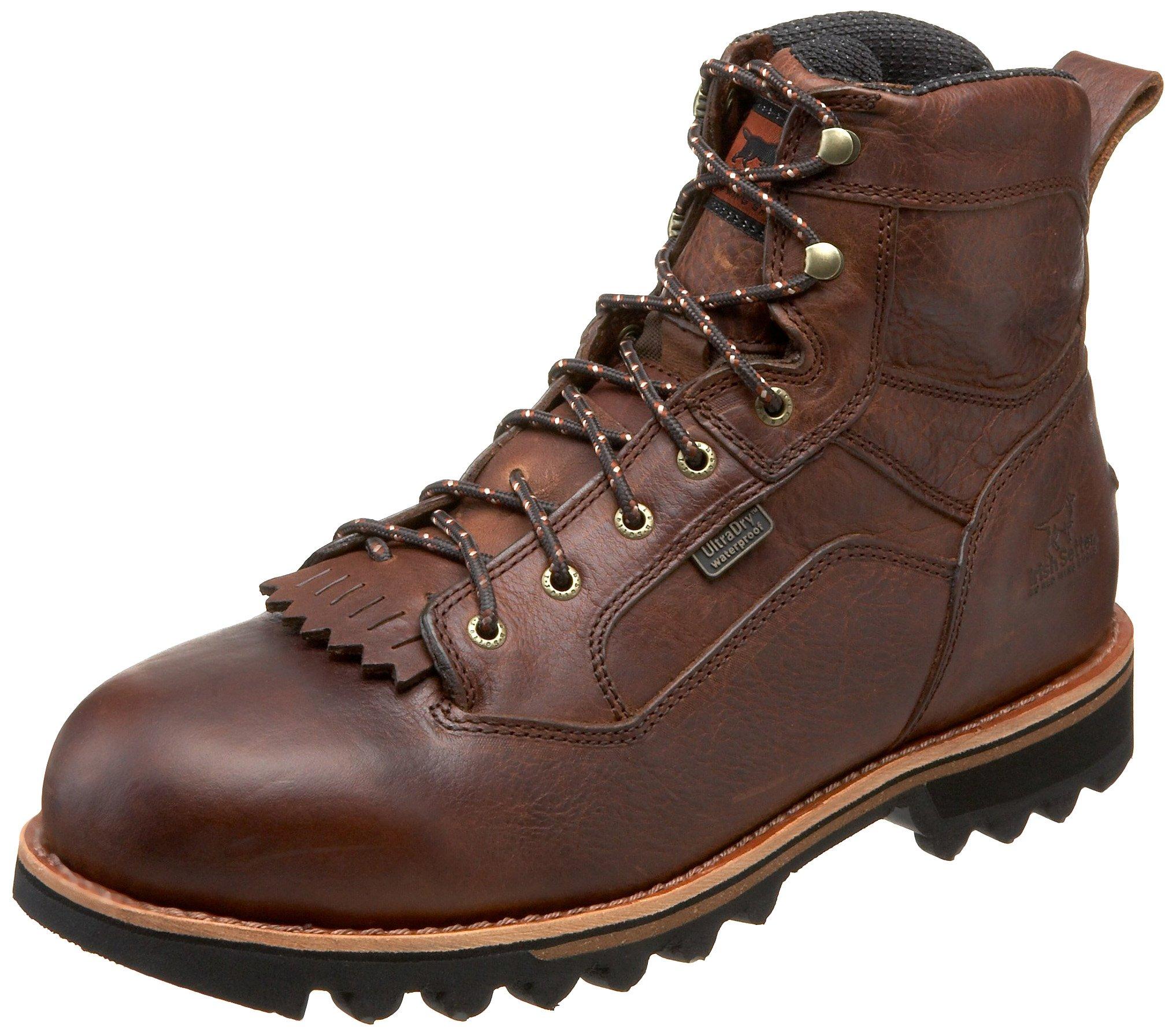 Irish Setter Men's 867 Trailblazer Waterproof 7'' Big Game Hunting Boot,Auburn,8 D US