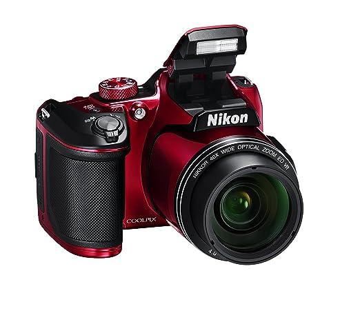 29 opinioni per Nikon Coolpix B500 Fotocamera Digitale Compatta, 16 Megapixel, Zoom 40X, VR, LCD