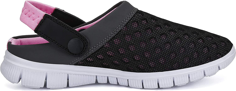 SAGUARO Sabots Sandales Respirant Chaussures de Jardin pour Hommes Femmes
