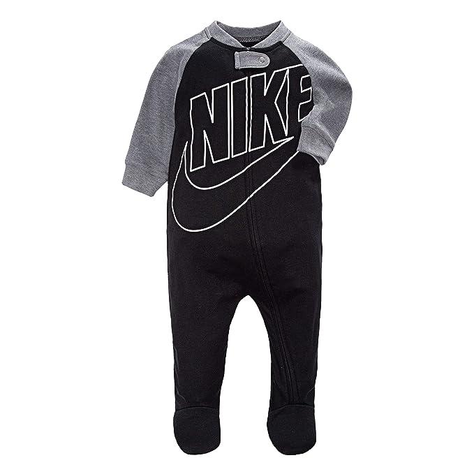 0e892177d Nike - Funda para bebé niño con Estampado de pies  Amazon.es  Ropa y  accesorios