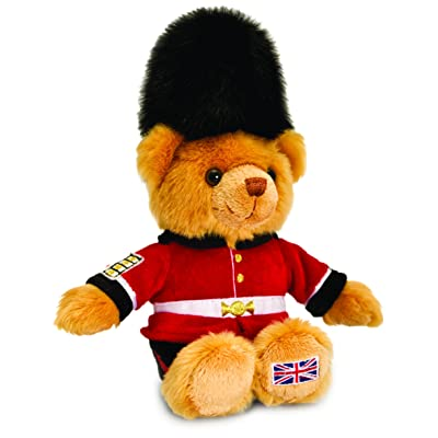 Keel Toys 15 cm London Guardsman Bear: Toys & Games