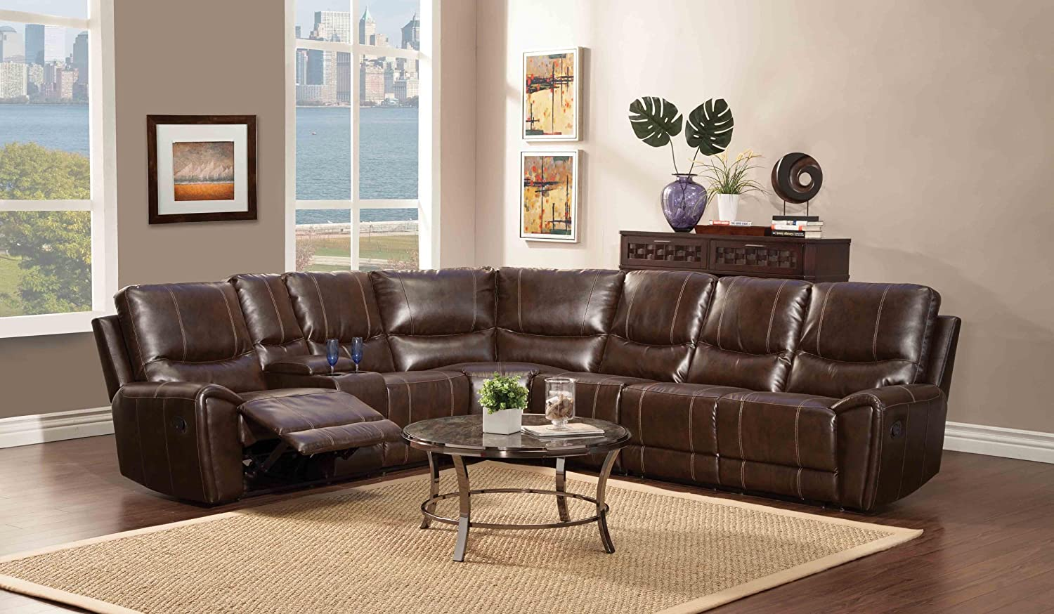 100 suede recliner sofa sofas center wonderful huge section