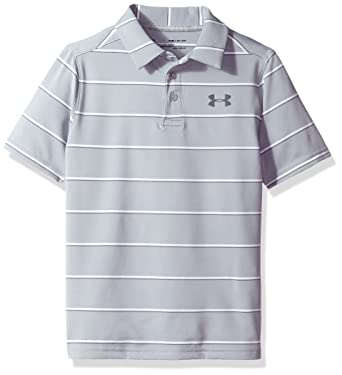 Under Armour Chicos Playoff Polo a Rayas para Hombre: Amazon.es ...