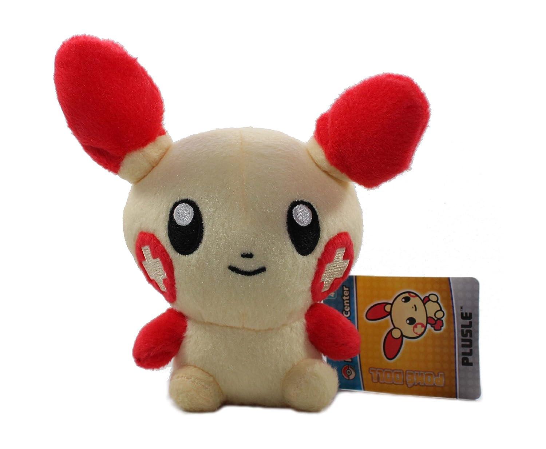 Pokémon Center 16,5 Pokedoll Plüsch Puppe USA – 16,5 Center cm Plusle fc56e7