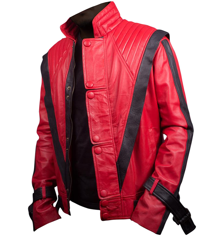 Flesh & Hide F&H Mens Michael Jackson Thriller Jacket