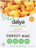Daiya Deluxe Diary Free Mac & Cheese, Cheddar, 10.6 oz