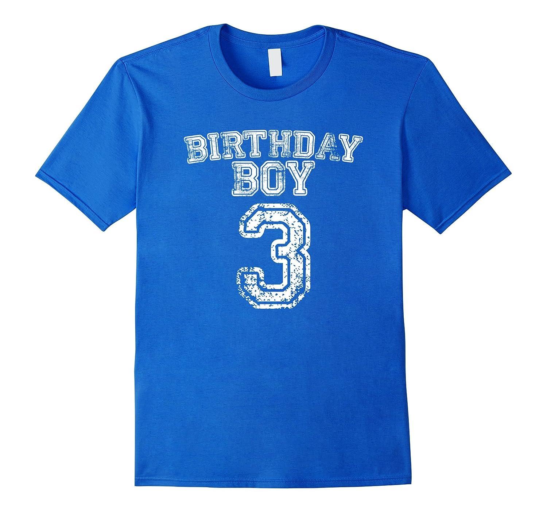 3rd Birthday Sports Jersey T Shirt