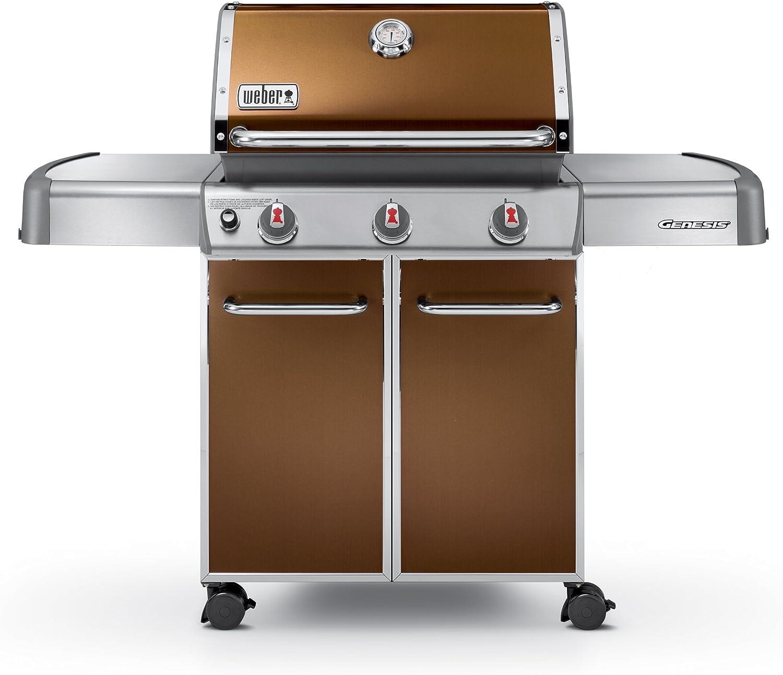 Weber Genesis E 310 637 square inch Grill