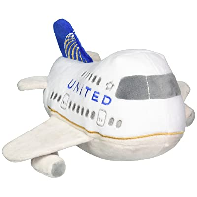 United Airlines Plush Toy: Toys & Games [5Bkhe0501093]