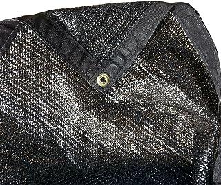 FJYW Mn17-ms50-b082450% Abat-Jour en Tissu, Abat-Jour en Tissu, Pare-Soleil, Voile, Couleur Noir, 8'x 24' 8'x 24' Mighty Products