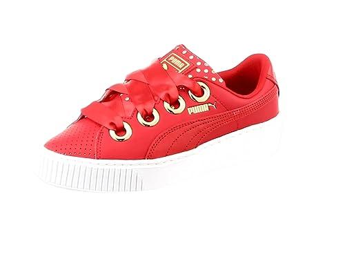 Kiss SneakerSchuhe Platform Wn's Puma Lux Damen Ath hxtdCrsQ