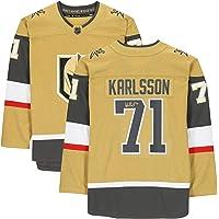 $202 » William Karlsson Vegas Golden Knights Autographed Gold Alternate Fanatics Breakaway Jersey - Autographed NHL Jerseys